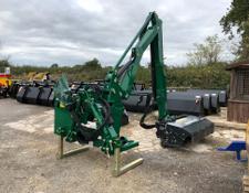 Fonkelnieuw Tweedehands hydraulische heggenschaar te koop - traktorpool.nl NO-38
