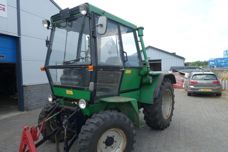 Deutz-Fahr Intrac 2004 A