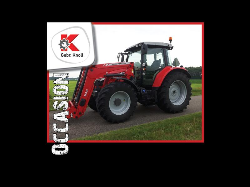 Massey Ferguson 5713SL Dyna-4 EFFICIENT