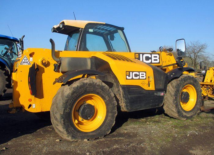 JCB 531-70 AGRI Super Loadall