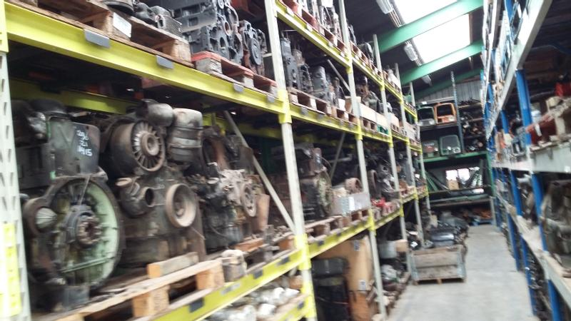 Fendt Used Parts
