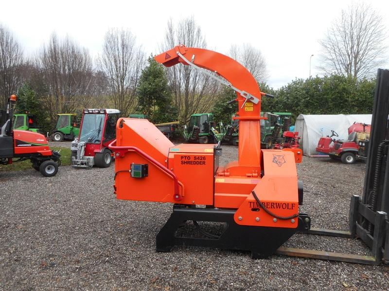timberwolf,demo PTO S426