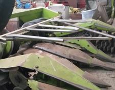 Claas KETTINGBEK 6 RIJIGE MAIS