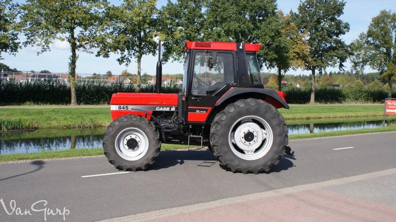 Case IH 845XL Plus