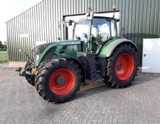 Fendt 718 SCR Profi TRIMBLE GPS READY