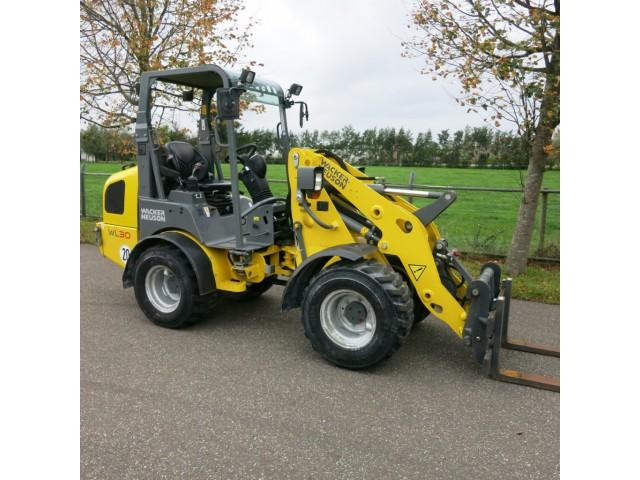 Wacker wl 30 bj 2013 wl30