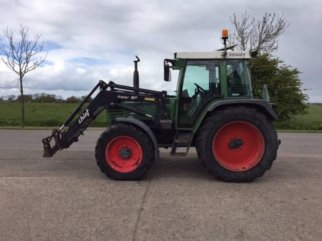 Fendt 308/90 Holland Farmer
