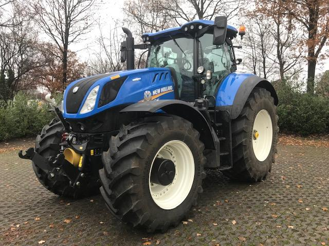 New Holland T 7.290 AC MY 18