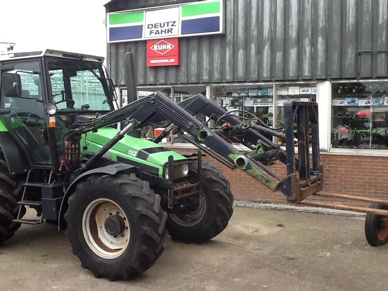 CHIEF/ DEUTZ-FAHR VOORLADER DEUTZ AGROPRIMA