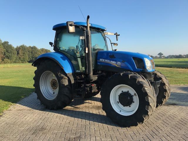 New Holland T6070 traktor tractor schlepper