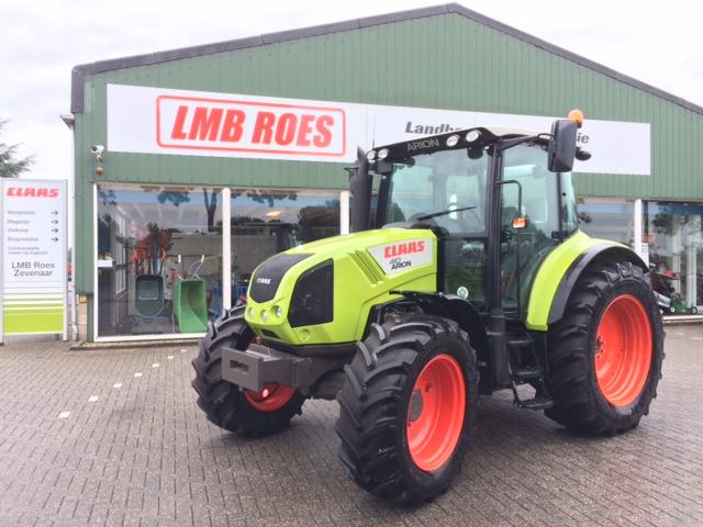 Claas Tractor Arion 410 standaard