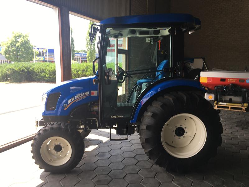 New Holland Boomer 45 D