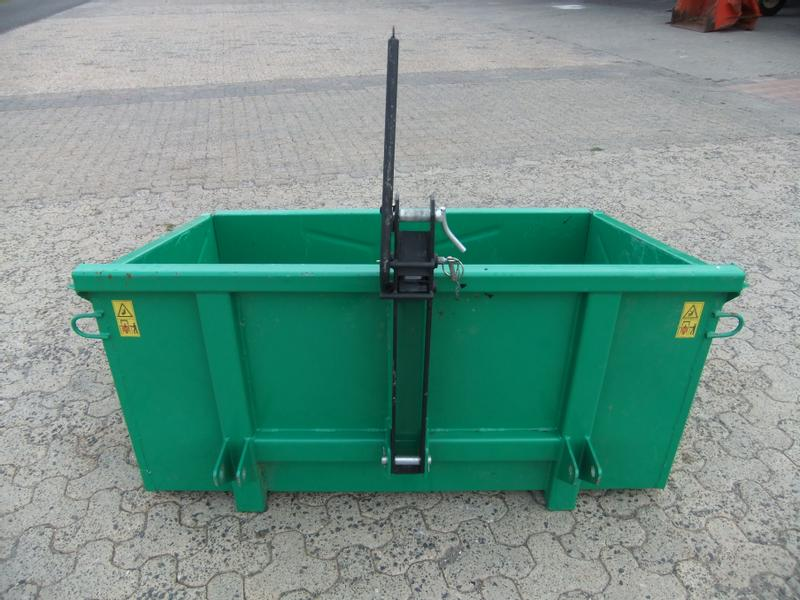 Heckcontainer Heckccontainer 1,60m