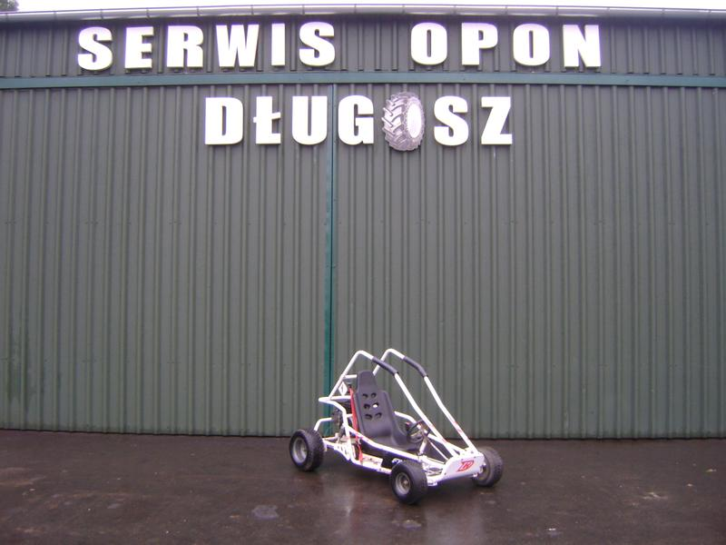 QUAD ATV BUGGY GOKARD POWER SPORT 6.0 HP QHH 60