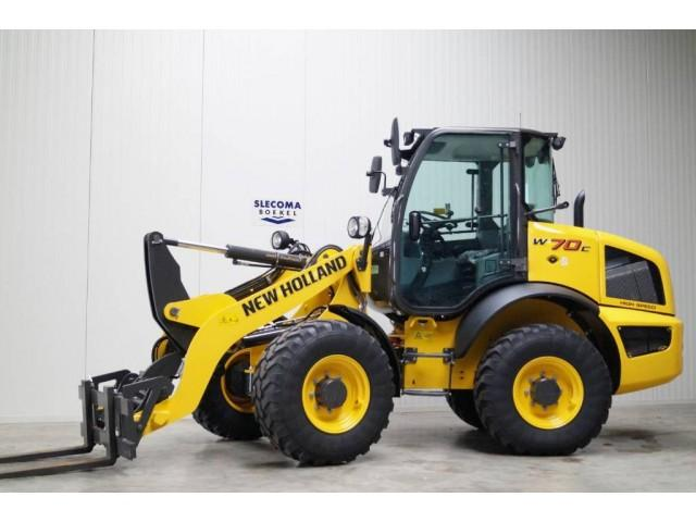 New Holland W70