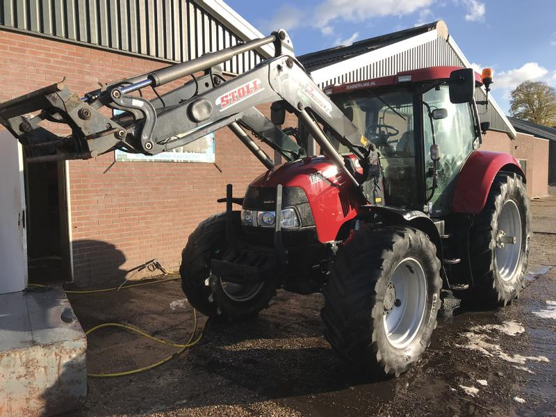 Case IH Maxxum 115 Multicontroller