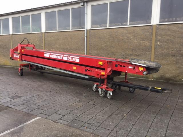 GRIMME TELESCOOPBAND TC 80-16