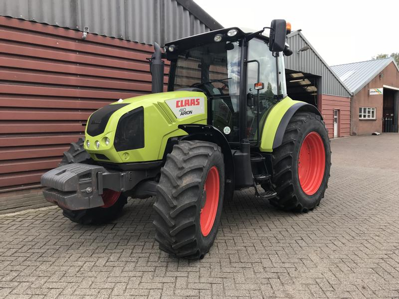 Claas Arion 410-4 CIS