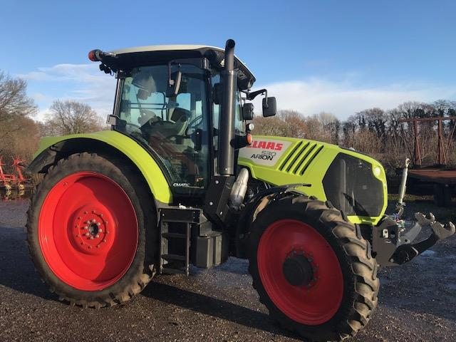 Claas Arion 530-4 ATZ Cmatic
