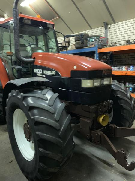 New Holland Fiat agri M100