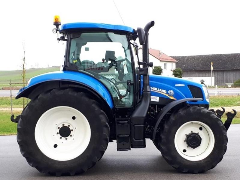 New Holland T6.160 Auto Command, 2.700 Bh, Bj.15