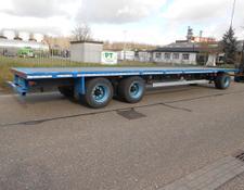 Onwijs Tweedehands Platte wagen te koop - traktorpool.nl EG-51