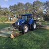 New Holland t 7550 cvx