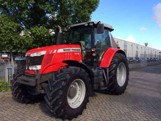 Massey Ferguson 7616 Efficient Dyna-6