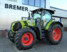 "Claas ARION 630 CIS+, MICHELIN-Bereifung 42""; Stage V"
