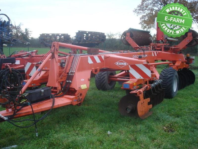 Kuhn COVER CROP DISCOVER XM