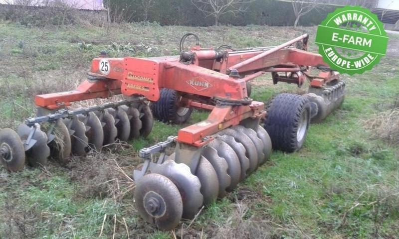 Kuhn DISCOVERXM32