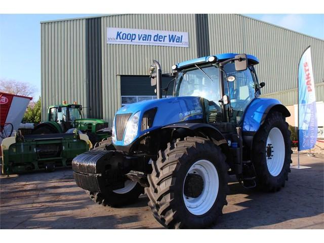 New Holland T7220 PC Sidewinder