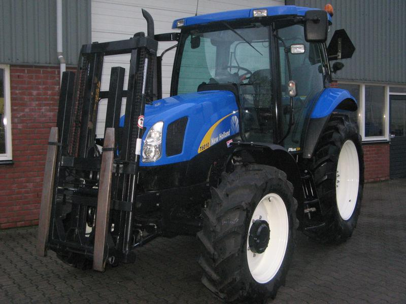 New Holland T6010 PLUS  EC  KRUIP