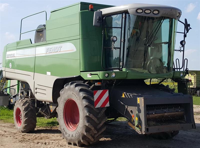 Fendt Mähdrescher Fendt 5270 CAL Auto Level