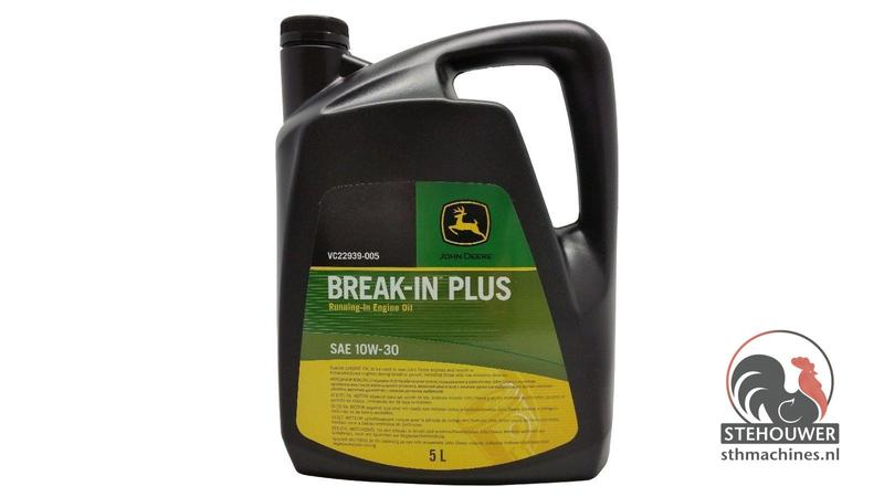 John Deere BREAK IN OIL (5 ltr) #2234