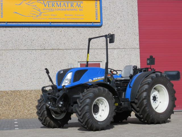New Holland T4.80LP