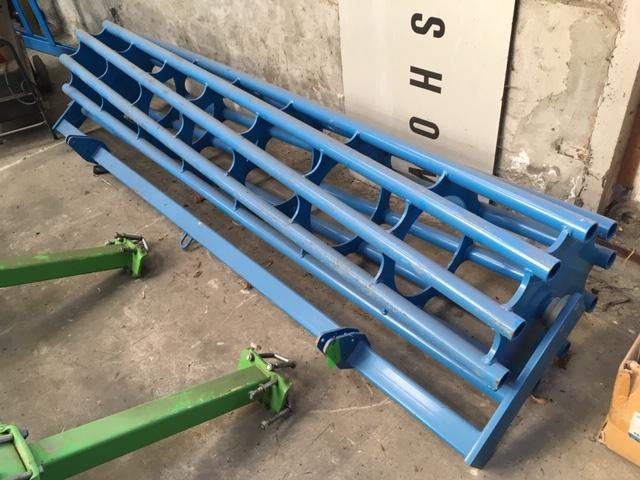 Lemken open kooirol 600 mm