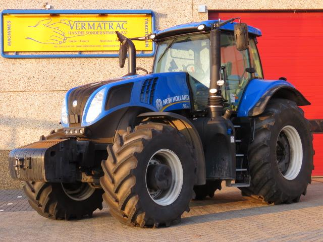 New Holland T8.350 UC
