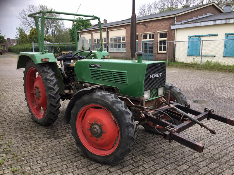Fendt Farmer 106 S Turbomatik