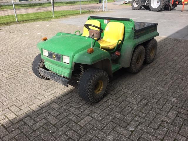 Tweedehands John Deere Atv Quads Te Koop Traktorpool Nl