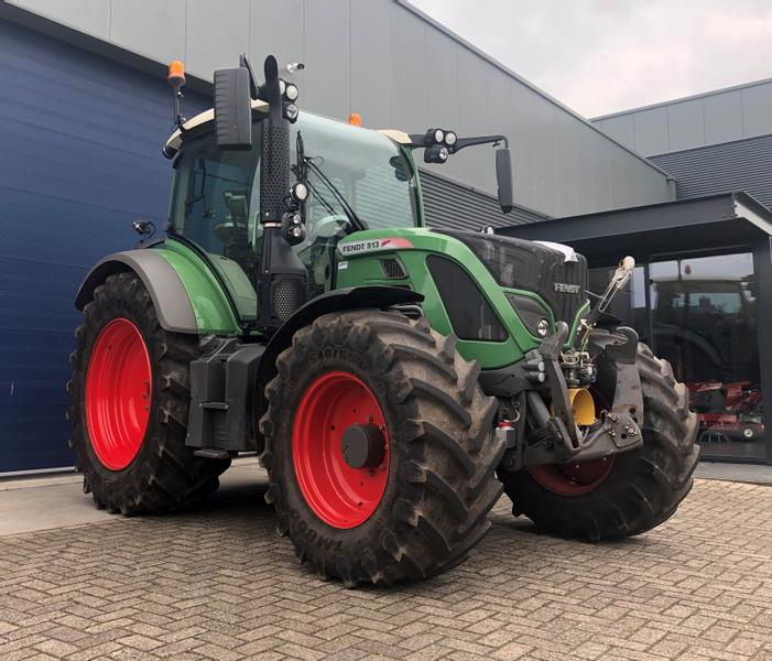 Fendt 513 Vario SCR Power
