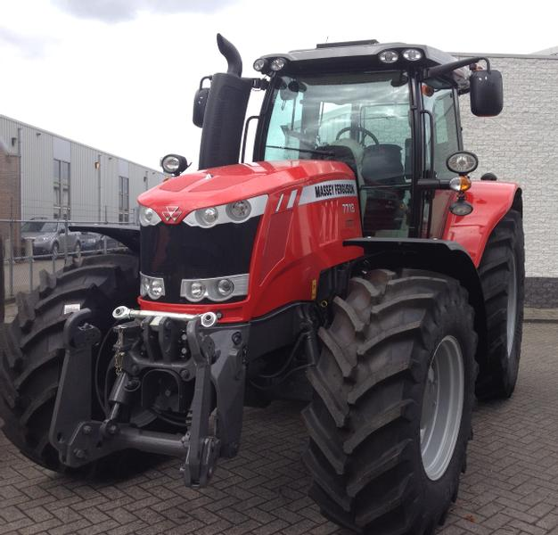 Massey Ferguson 7718 Exclusive Dyna-VT