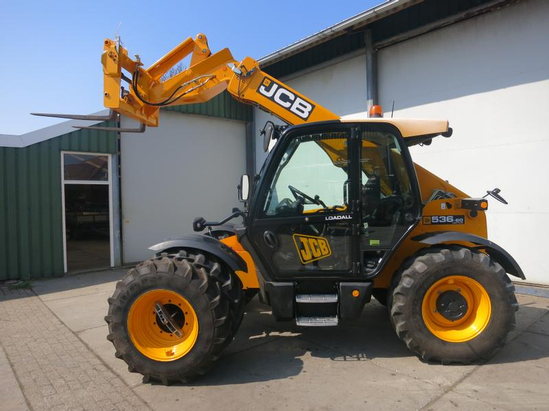 JCB 536-60 Agri-Plus