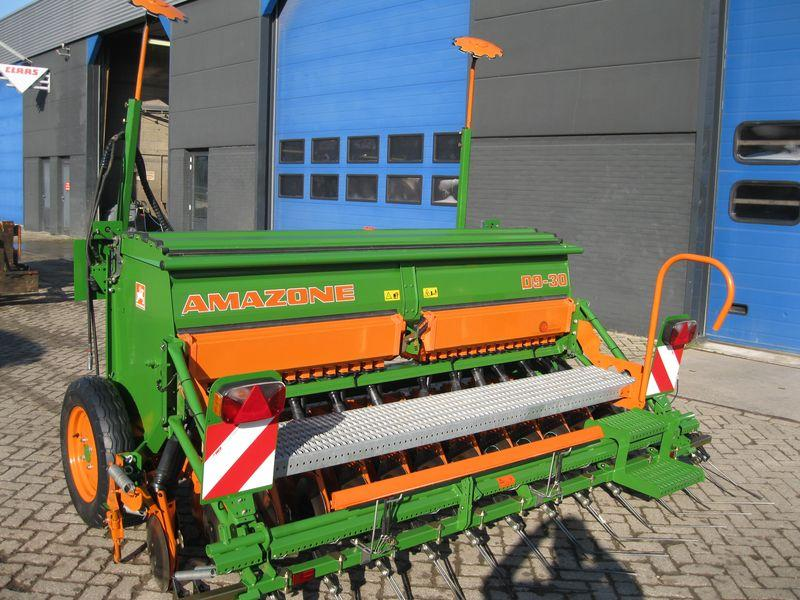 Amazone D9-30 super zaaimachine