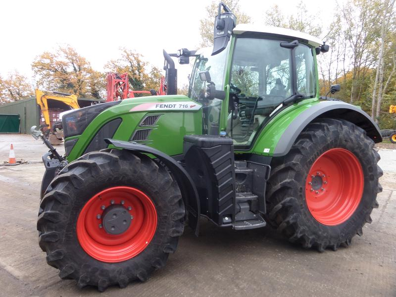 Fendt 716 VARIO POWER PLUS
