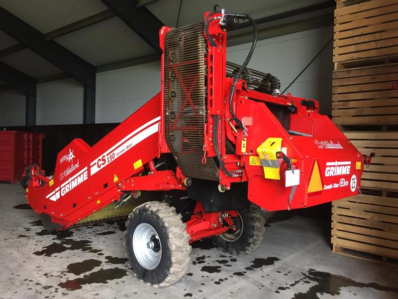 Grimme CS-150 RotaPower