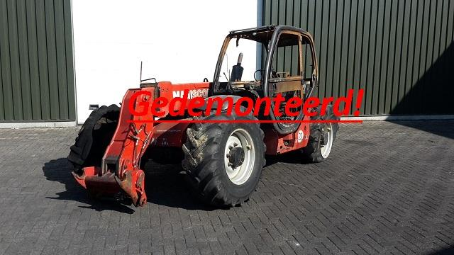 Manitou MLT741 120 LS
