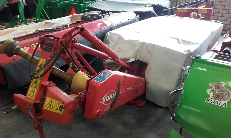 Kuhn GD500HD