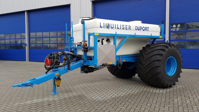 Duport Liquiliser PTW 5600