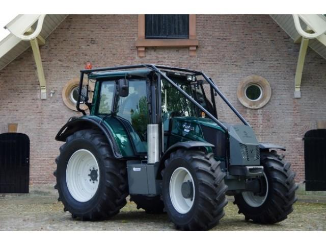 Valtra N-serie forst schutz / forest protection